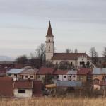 Vrbov - widok na miasto
