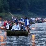 Nocny Spływ Dunajcem